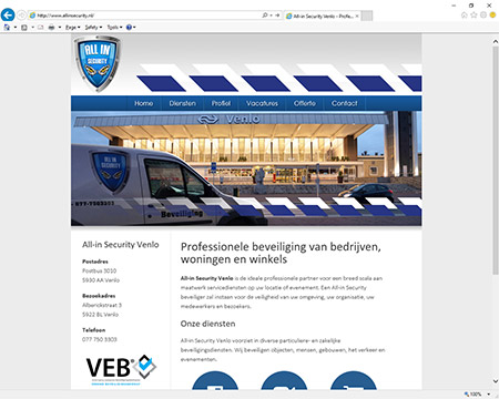 All-in Security Venlo
